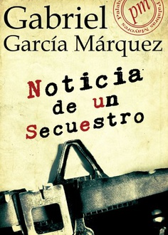 Libro Noticia de un secuestro