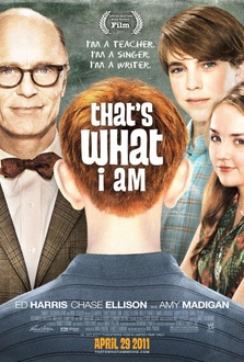 Película That's What I am