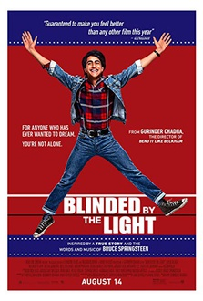Película Blinded by the Light