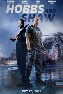 Película Fast & Furious: Hobbs and Shaw