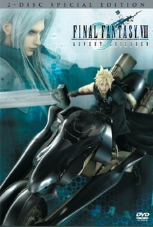 Dibujo Final Fantasy VII: Advent Children