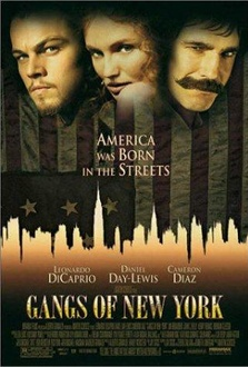 Película Gangs of New York