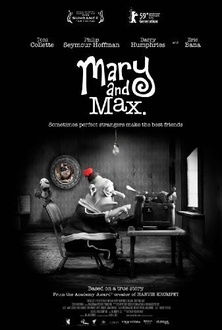 Dibujo Mary and Max