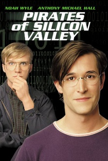 Película Piratas de Silicon Valley