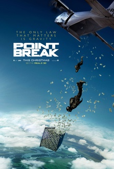 Película Point Break (Sin límites)