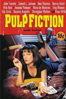 Película Pulp Fiction