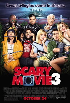 Película Scary Movie 3