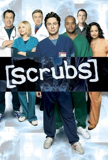 Serie de TV Scrubs