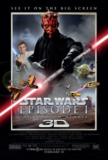 Película Star Wars: Episodio 1 - La amenaza fantasma