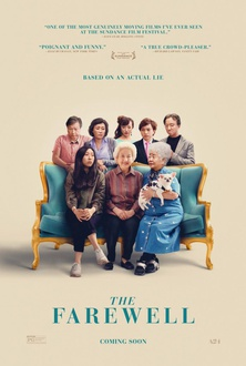 Película The Farewell