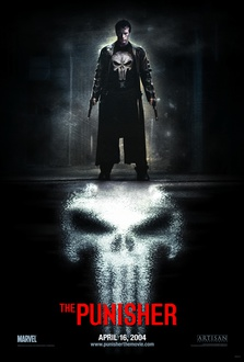 Película The punisher (El castigador)