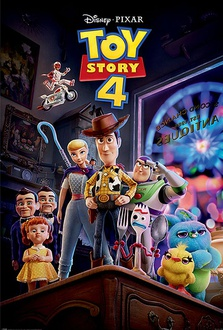 Frases de Toy Story 4