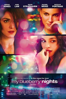 Película My Blueberry Nigths